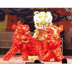 舞狮表演,广州大舞台开业庆典策划,白云区桩舞狮表演图片