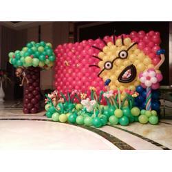白云区艺术气球布置-艺术气球布置-创意气球工程图片