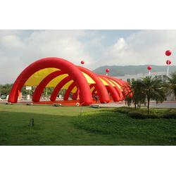 充气帐篷-充气帐篷供应-珠海市充气帐篷租赁10元 ㎡图片