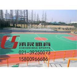 塑胶篮球场地基建设图片