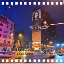地面投影广告_楼体投影_都市巨影科技T3图片