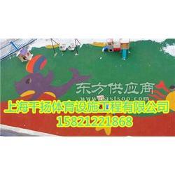 塑胶地坪施工流程,塑胶地坪专业从事图片