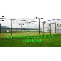球场围网地面要求,球场围网施工图片