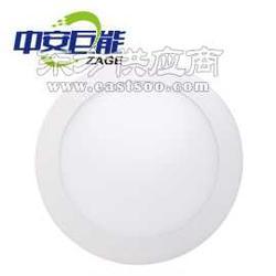中安巨能 led筒灯射灯 吊顶天花灯超薄方形圆形面板灯生产厂家 招商加盟图片