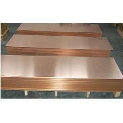 浩泰銅業行業品種最全廠家-紫銅平板-紫銅板圖片