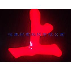 邢台吸塑发光字 蒙翔数控 led吸塑发光字制作厂图片