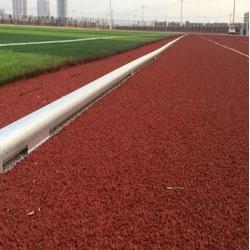 铝合金道牙400米足球跑道道牙铝合金道牙厂家报价 铝合金道牙图片