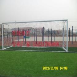 定做不同尺寸足球门(图)|7人制足球门生产厂家|足球门图片