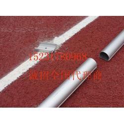 跑道道牙直销用途_半径36.5米跑道道牙厂家_跑道道牙图片