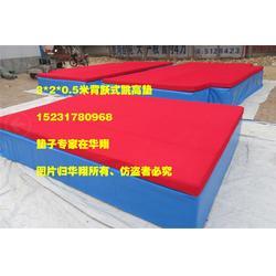 运动健身保护专用垫道馆垫、海兴县华翔体育器材厂、保护垫图片