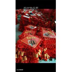 大气logo礼品定制,个性中国结订做,定制logo中国结礼品厂家图片