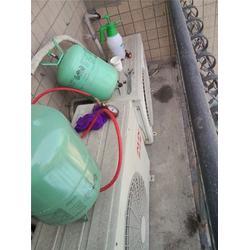 空调维修加冷媒(图),西安空调拆装维修,拆装图片