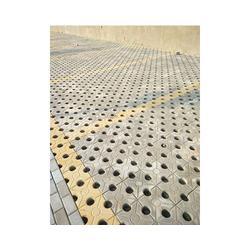 植草砖,优堂水泥制品,水泥植草砖图片
