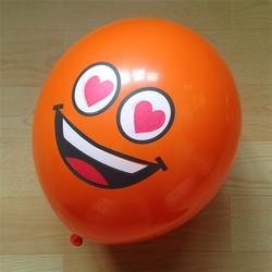 哪里有12寸圆形外贸气球|昊中气球(已认证)|甘肃外贸气球图片