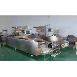 环翠区阿胶拉伸膜包装机阿胶拉伸膜包装机哪里有销售潍坊和盛精工图片