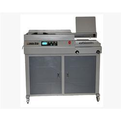 太原双翼科技公司 全自动无线胶装机-胶装机图片