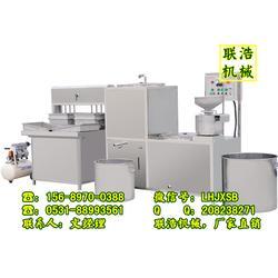 自动豆腐机,联浩豆腐干机厂家,自动豆腐机生产视频图片