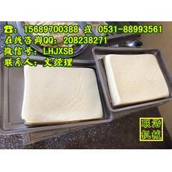 东莞小型豆腐机、豆腐机器品牌(在线咨询)、小型豆腐机图片