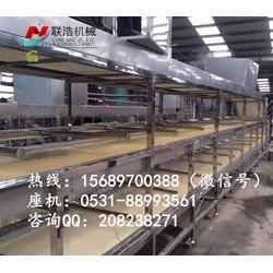 大型腐竹生产线哪有卖(查看)|来宾大型腐竹油皮生产线图片
