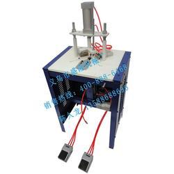 气动钉角机定制、盛隆机械厂家、义乌卡纸钉角机图片