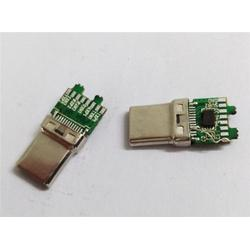 晴达供应USB3.1CM_USB3.0AM焊线_定制USB图片