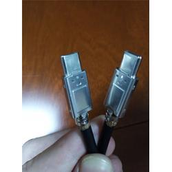 晴达代工USB连接器|USB TYPE-C公头|定制USB图片