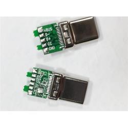 晴达量产USB TYPE-C正反插usb3.1c公惠州usb图片