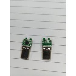 供应usb3.1c公-晴达加工USB TYPE-C采购usb图片