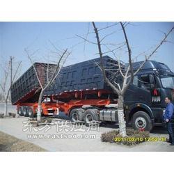 大宇14.6米两节自卸车图片
