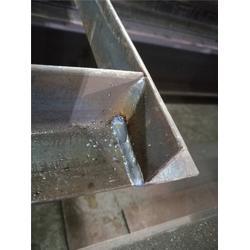 双枪双工位角钢法兰自动焊机加工-广州市元晟自动化图片