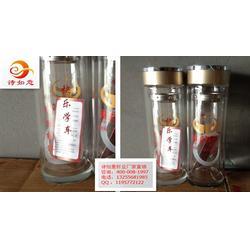 【湖北】十堰双层玻璃杯品牌_杯子诗如意水杯品牌 更放心图片