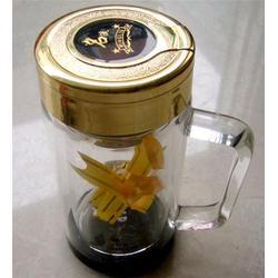 水晶杯品牌|果洛水晶杯|水杯印字诗如意广告杯定做厂家直供图片