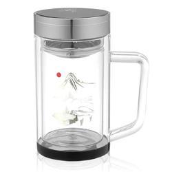 杯子诗如意玻璃杯厂家、乌市广告杯、广告杯子图片