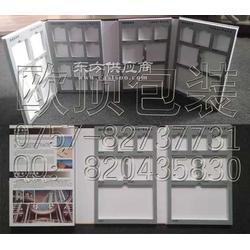 橱柜面板色卡 晶钢门样板册图片