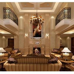 大陈镇客厅装修、客厅装修品牌、柏雅装饰工程设计独特图片
