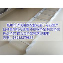 钢制托盘式电缆桥架,扬中华茂电器,钢制托盘式桥架图片