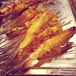 特色海鲜烧烤店(图)、无烟烧烤、桥东区烧烤图片