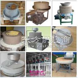 豆浆石磨供应图片