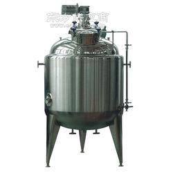 30L双层不锈钢反应釜的厂家图片