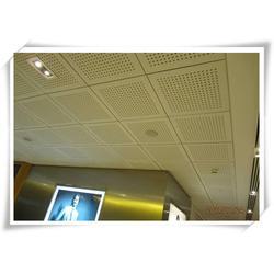 建筑冲孔板、旺业金属网、墙面吸音板建筑冲孔板好美图片