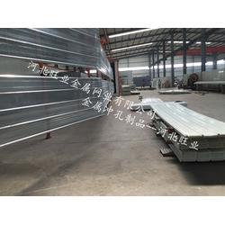 镀铝锌穿孔压型钢板-旺业金属-镀铝锌穿孔压型钢板加工定制图片