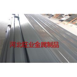 旺业金属网_3004合金冲孔压型钢板来这里_冲孔压型钢板图片