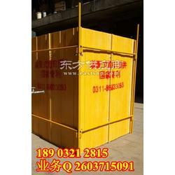 防汛装配式围井规格 厂家定做_不锈钢围板图片