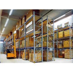 钢制高层货架,东莞货架生产厂家,高层货架规格图片