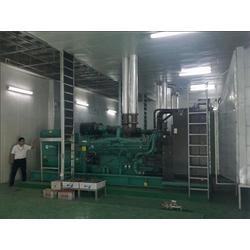 声立方(图)、扬州发电机降噪治理、扬州发电机降噪图片