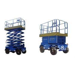 升辉升降平台(图)、电动升降车、绥化电动升降车图片