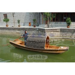 金威木船 旅游船 纯手工制造 款式新颖 乌篷船 可定制图片