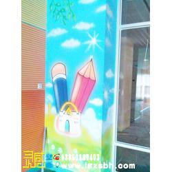 福州手绘墙-福州手绘墙公司-福州校园手绘墙装修设计图片