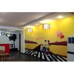 福州灵感装饰装修设计-福州手绘墙壁画-福州手绘墙图片
