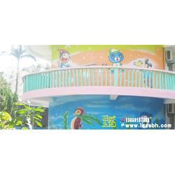 福州灵感装饰装修设计 福州餐厅墙绘-墙绘图片